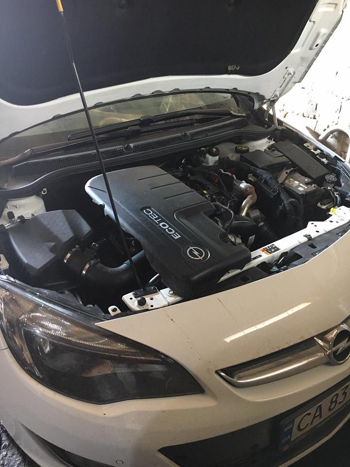 Opel Astra J 1 7l DELCO E87 2014 DPF EGR OFF! | ECU-TUNING